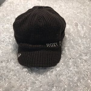 Roxy Military style brown Hat